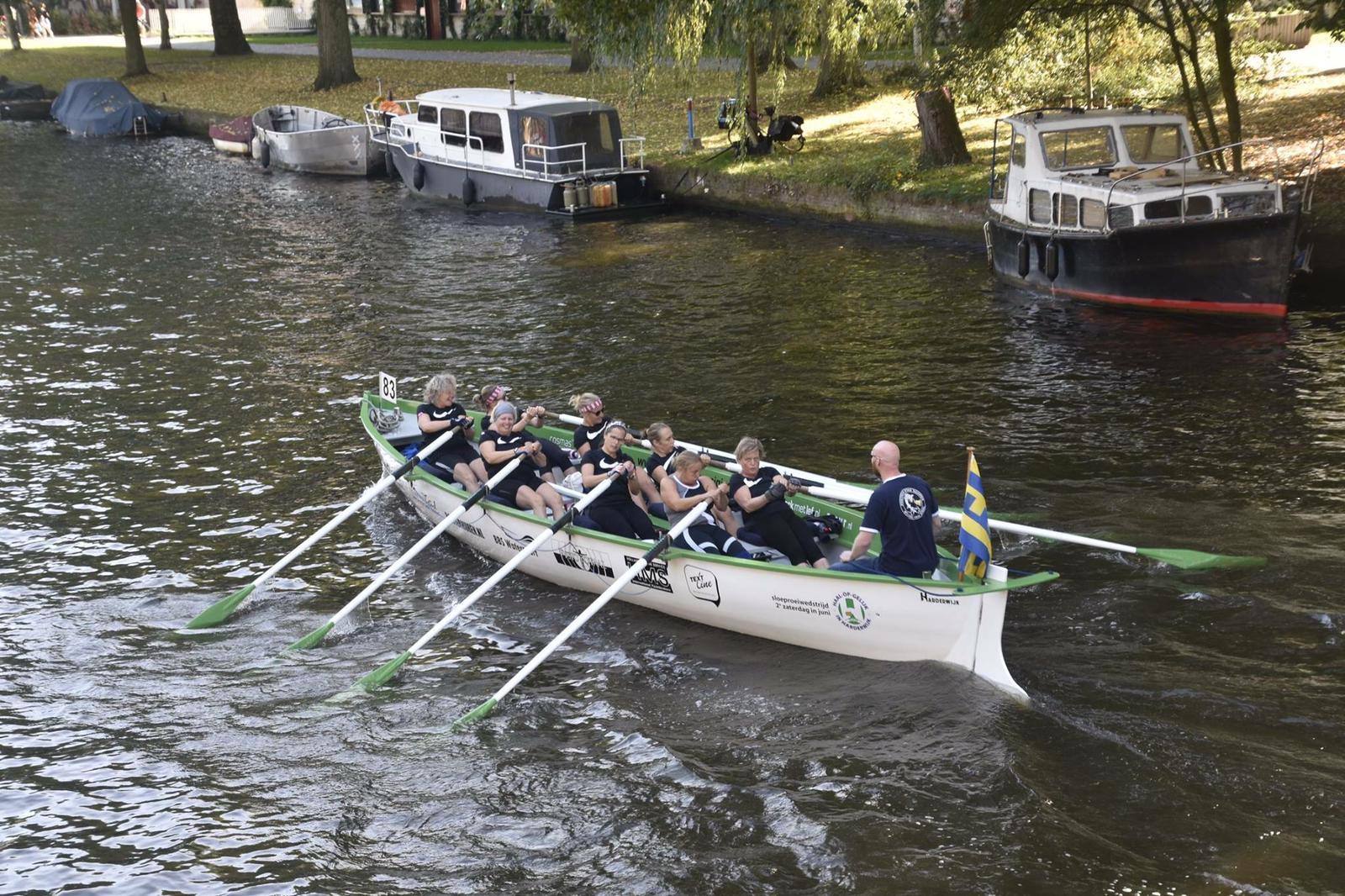 amsterdamse grachtenrace